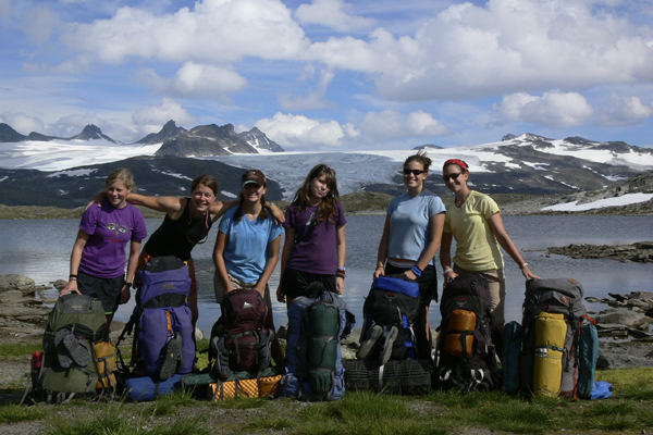 Alpengirl Team, Norway