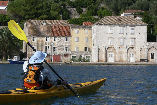Sea Kayaking Croatia with Crossing Latitudes