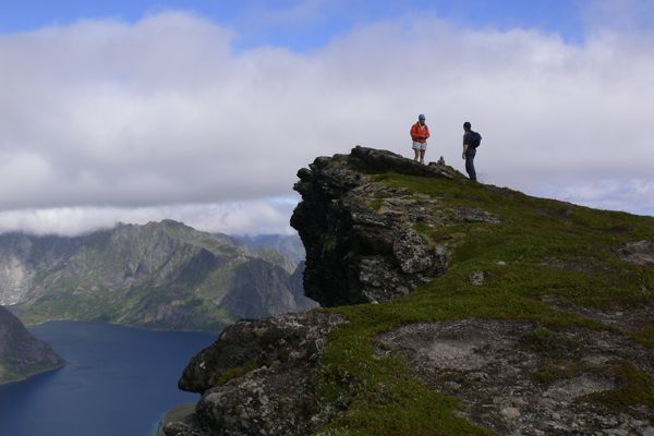 Lofoten Trek, Norway with Crossing Latitudes