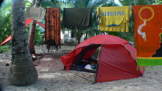 Hilleberg Tents in Indonesia. Go Sweden Go!