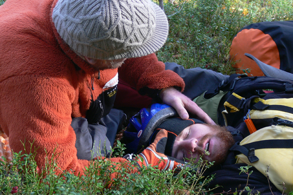 Wilderness First Aid Courses with Crossing Latitudes
