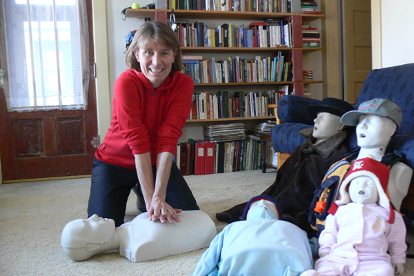CPR Courses with Crossing Latitudes