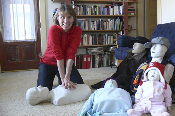 CPR Course with Lena Conlan of Crossing Latitudes